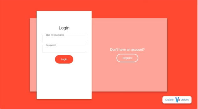 Sliding-Form - 43+ BEST Free CSS Form Animations & Designs [year]
