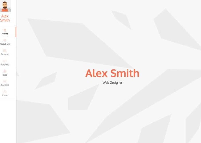 Unique - 35+ GREAT WordPress Resume Themes [year]