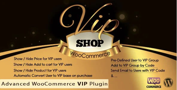 VIP-Shop - 35+ Popular Membership Plugins For WordPress [year]