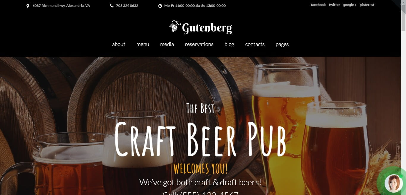 WordPress-Bar-Pub-Themes - 35+ AMAZING WordPress Bar & Pub Themes [year]