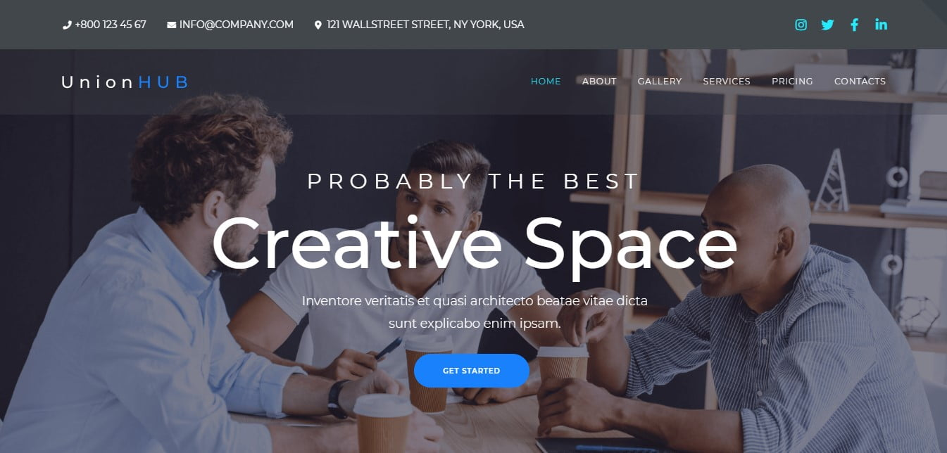 WordPress-Coworking-Space-Themes - 35+ TOP WordPress Coworking Space Themes [year]