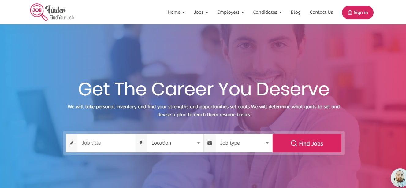 WordPress-Resume-Themes - 35+ GREAT WordPress Resume Themes [year]