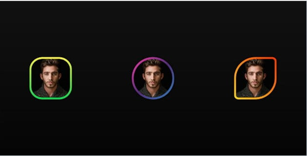 CSS-Gradient-Rounded - 45+ BEST FREE CSS Border Style & Animation IDEA [year]