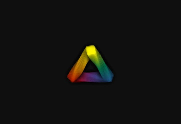 Chromatic-Triangle - 33+ NICE Free CSS Animations For IDEA [year]