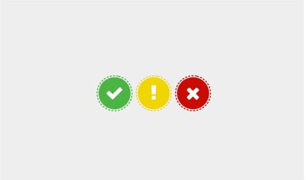 Dashed - 45+ BEST FREE CSS Border Style & Animation IDEA [year]