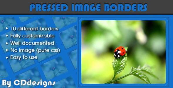 Image-Borders - 45+ BEST FREE CSS Border Style & Animation IDEA [year]