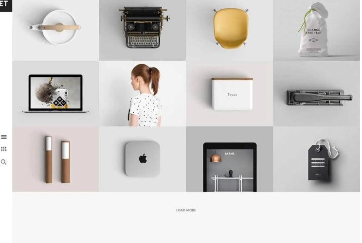 Elston - 36+ GREAT Designers WordPress Themes [year]