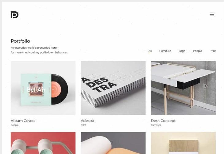 Kalium - 36+ GREAT Designers WordPress Themes [year]