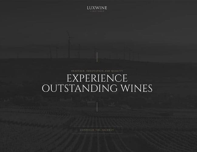 Luxwine - 28+ NICE WordPress Wine Themes [year]