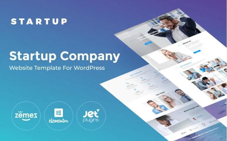 Startups-WordPress-Themes - 29+ GREAT Startups WordPress Themes [year]