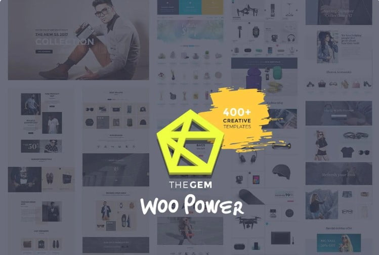 TheGem - 47+ AWESOME WordPress Woocommerce Themes [year]