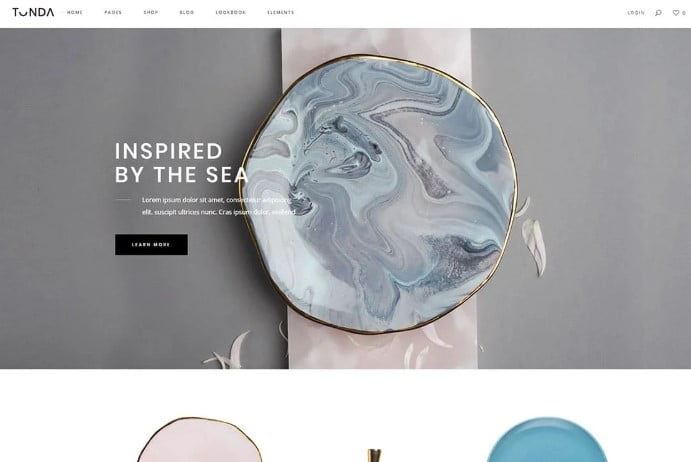 Tonda-1 - 47+ AWESOME WordPress Woocommerce Themes [year]