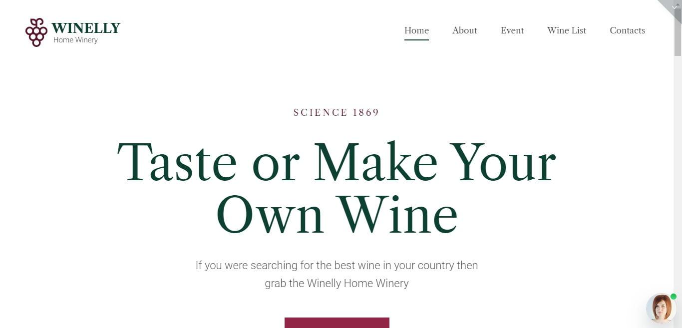 WordPress-Wine-Themes - 28+ NICE WordPress Wine Themes [year]