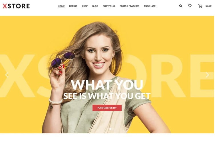 XStore - 47+ AWESOME WordPress Woocommerce Themes [year]