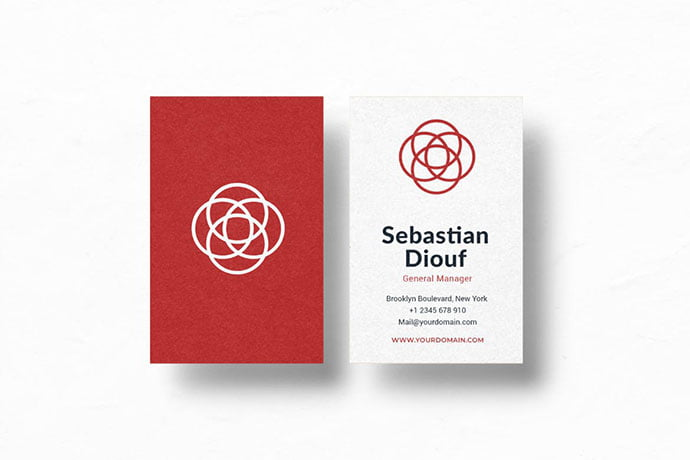 Business-Card - 53+ TOP PSD Business Card Designs [year]
