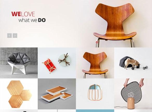 Canvas - 40+ NICE WordPress Furniture & Interior Ecommerce Themes [year]