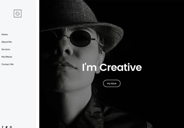 Cookie - 37+ GREAT Freelancers WordPress Themes [year]