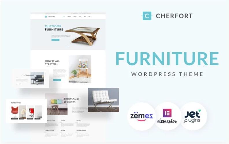 Furniture-Interior-Ecommerce-Themes - 40+ NICE WordPress Furniture & Interior Ecommerce Themes [year]