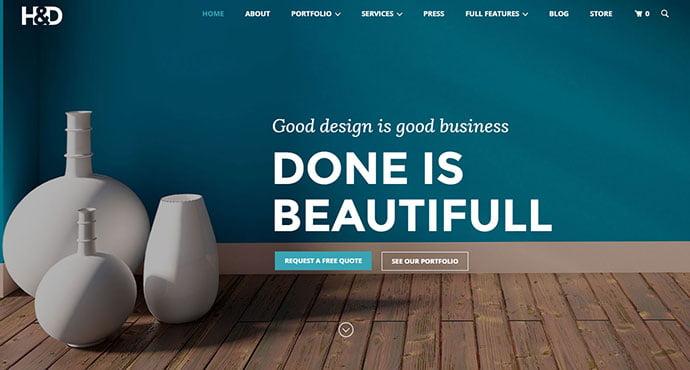 HD - 40+ NICE WordPress Furniture & Interior Ecommerce Themes [year]