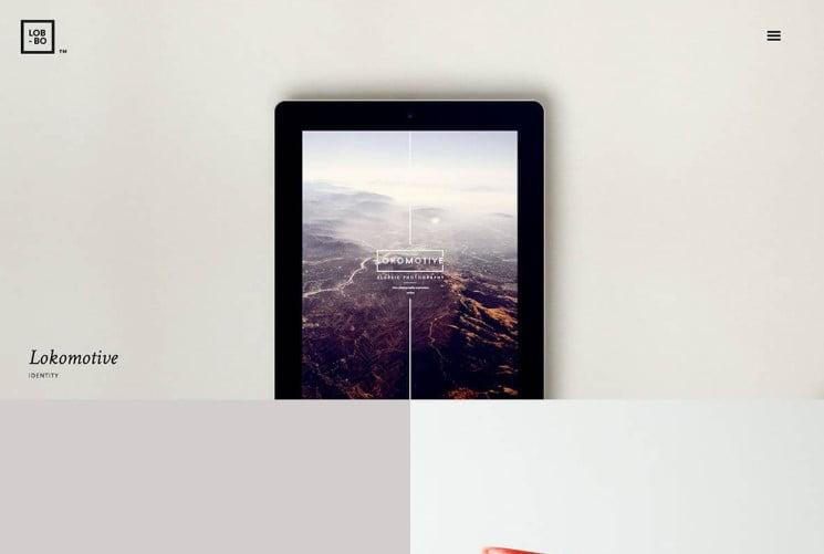 Lobo - 37+ GREAT Freelancers WordPress Themes [year]