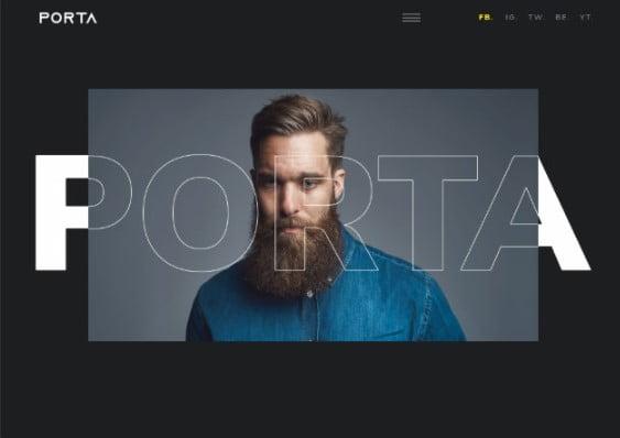 Porta - 33+ BEST Elementor Template Kits [year]