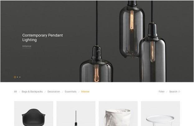 Savoy - 40+ NICE WordPress Furniture & Interior Ecommerce Themes [year]