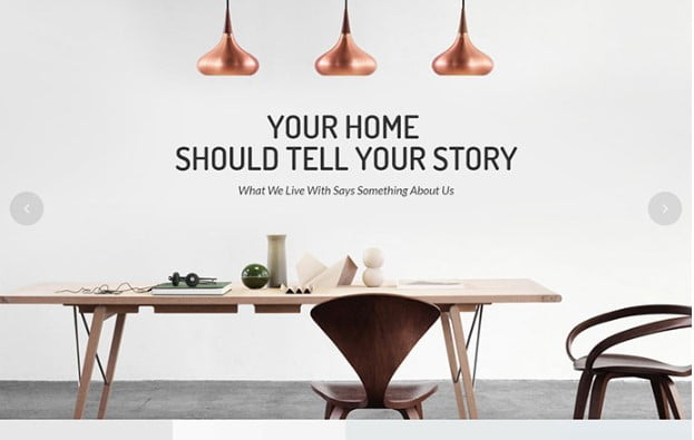 Umbra - 40+ NICE WordPress Furniture & Interior Ecommerce Themes [year]