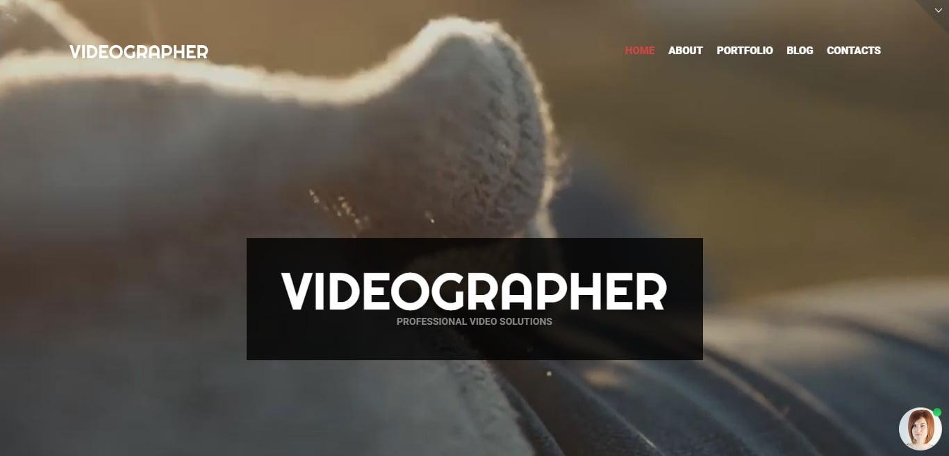 Videographers-WordPress-Themes - 36+ GREAT Videographers WordPress Themes [year]