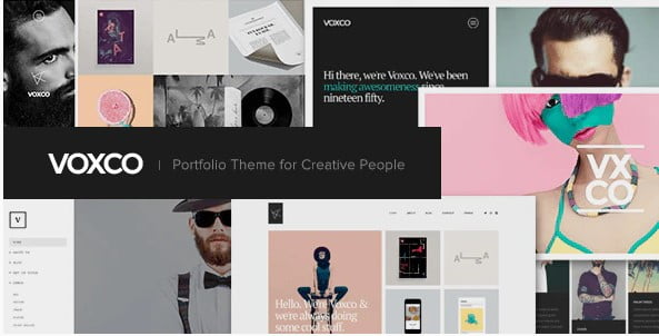 Voxco - 36+ GREAT Videographers WordPress Themes [year]