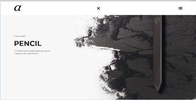 Alpha - 33+ NICE Developer WordPress Portfolio Themes [year]