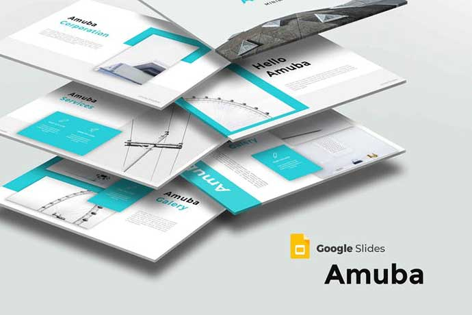 Amuba - 35+ BEST Google Slide Templates [year]