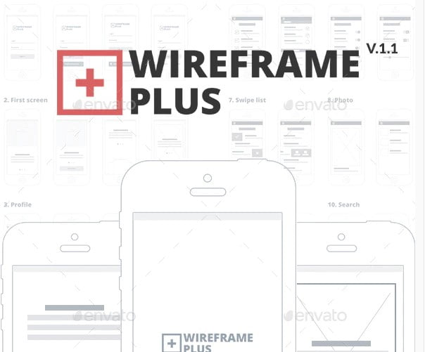 App-Wireframes-plus-v.1.1 - 53+ GREAT Architecture Website UI Designs IDEA [year]