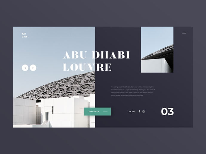 Architectu - 53+ GREAT Architecture Website UI Designs IDEA [year]