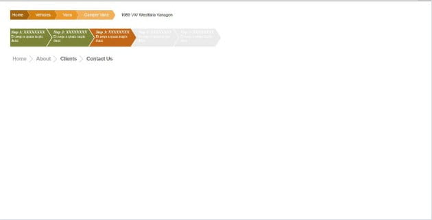 CSS-Triangle-Breadcrumbs - 38+ FREE CSS Breadcrumb Navigation IDEA [year]