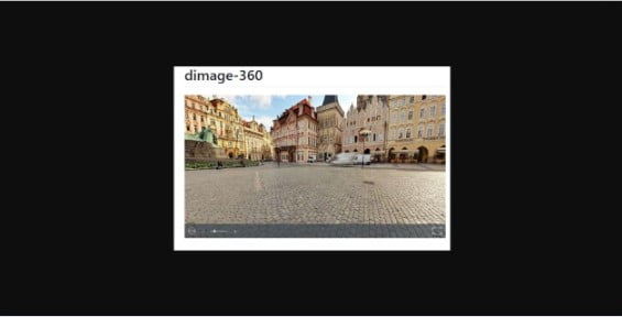 DImage-360 - 33+ 360 Degree Image and Video Viewer WordPress Plugins [year]