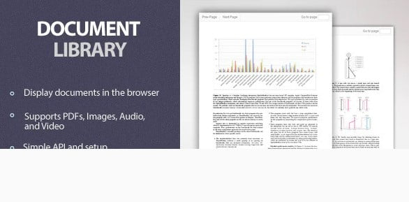 Document-Library - 33+ 360 Degree Image and Video Viewer WordPress Plugins [year]