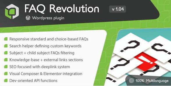 FAQ-Revolution - 27+ BEST Lightbox WordPress Plugins [year]