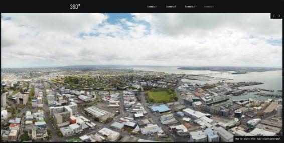 Flat-360-Panoramic - 33+ 360 Degree Image and Video Viewer WordPress Plugins [year]