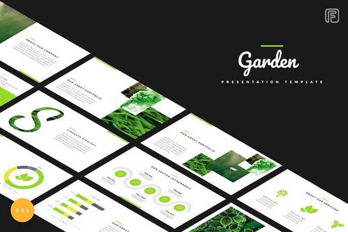 Garden - 35+ BEST Google Slide Templates [year]