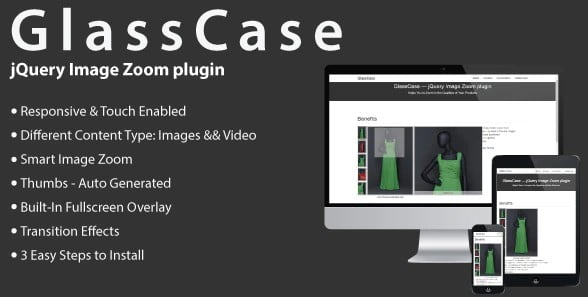 GlassCase - 33+ 360 Degree Image and Video Viewer WordPress Plugins [year]