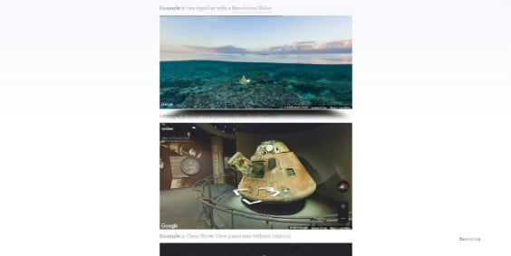 Google-Street-View - 33+ 360 Degree Image and Video Viewer WordPress Plugins [year]
