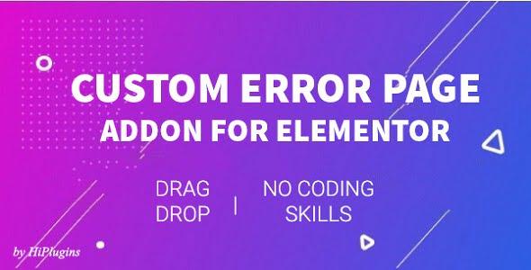 HI-404-Builder - 53+ BEST FREE CSS 404 Error Page IDEA [year]
