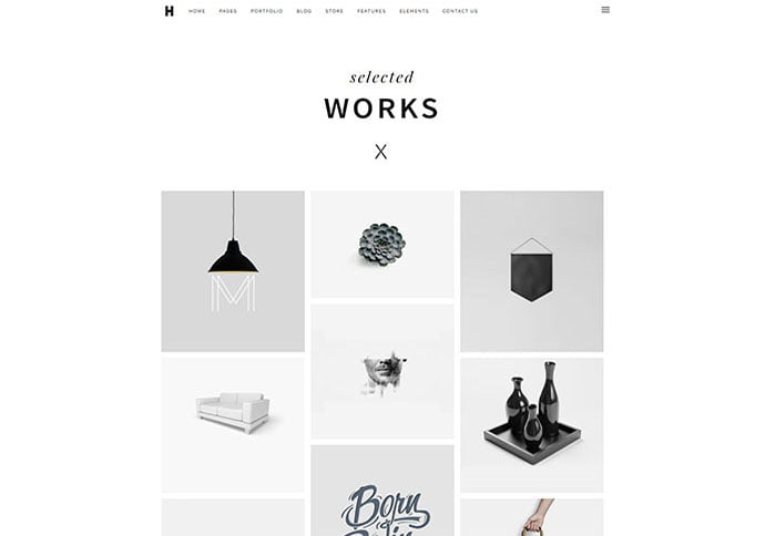 Heli - 33+ BEST Logo Designer WordPress Themes [year]