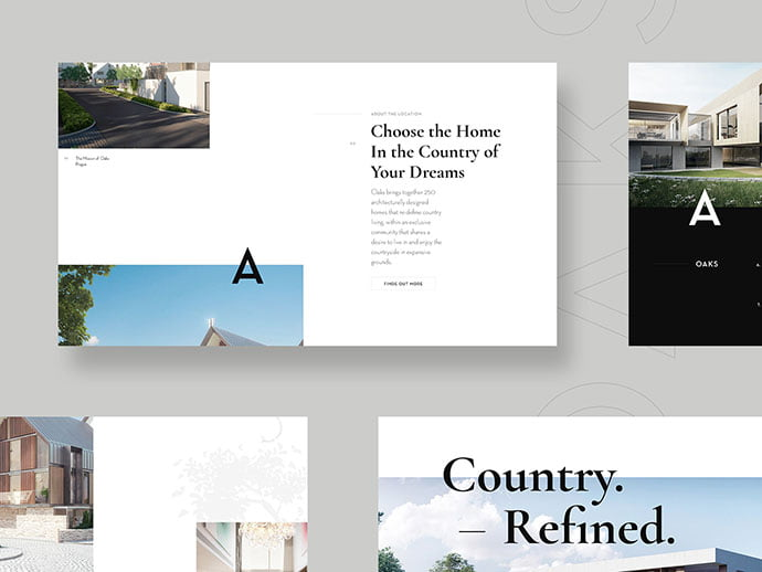 Homepage - 53+ GREAT Architecture Website UI Designs IDEA [year]