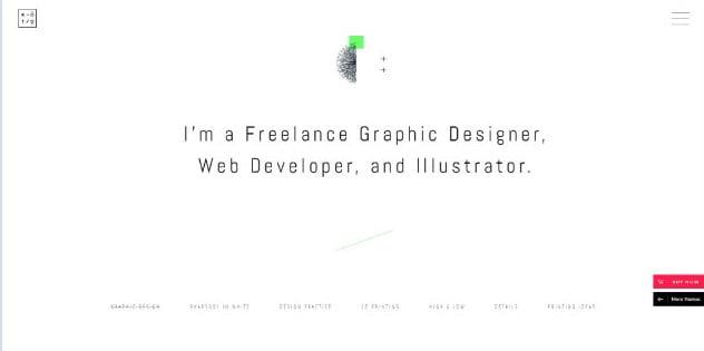 Koto - 33+ NICE Developer WordPress Portfolio Themes [year]