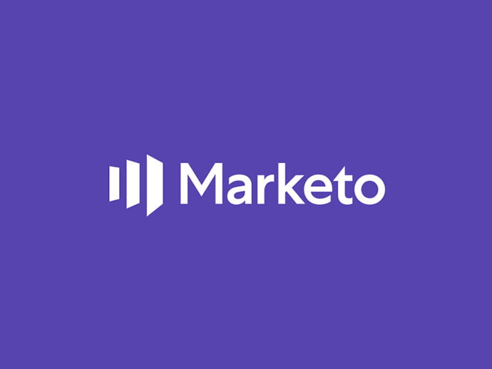 Marketo-Rebrand - 36+ NICE FREE Logos Playing With Perspective IDEA [year]