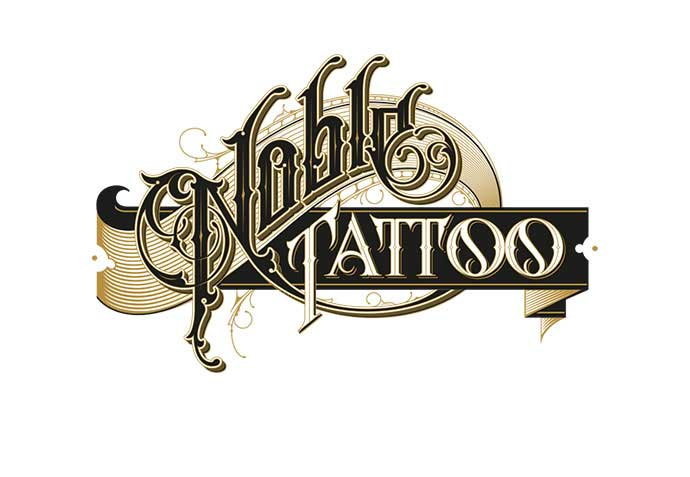 Noble-Tattoo - 53+ FREE Timeless Vintage & Retro Typography Designs IDEA [year]