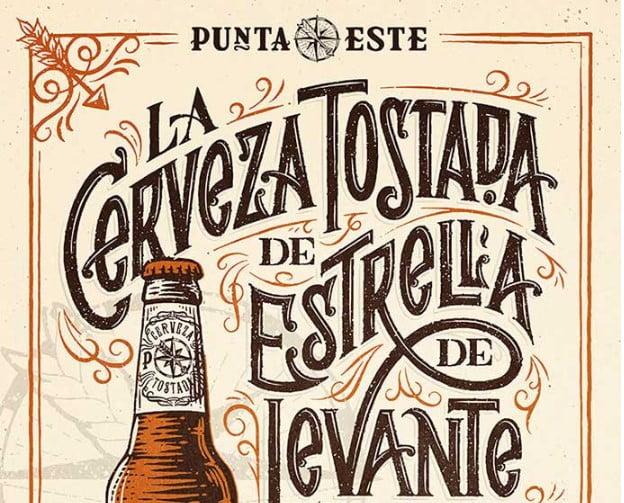 Punta-Este-Poster - 53+ FREE Timeless Vintage & Retro Typography Designs IDEA [year]