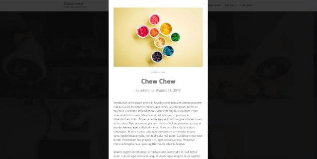 Quick-View - 27+ BEST Lightbox WordPress Plugins [year]