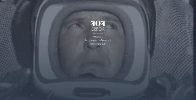 Responsive-Video-Header - 53+ BEST FREE CSS 404 Error Page IDEA [year]
